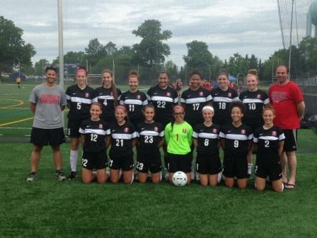 JK Rebels Win Columbia College Showcase!